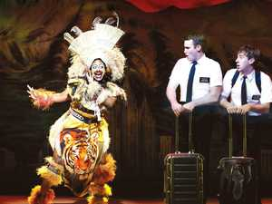 Good God! Book of Mormon is coming to Queensland
