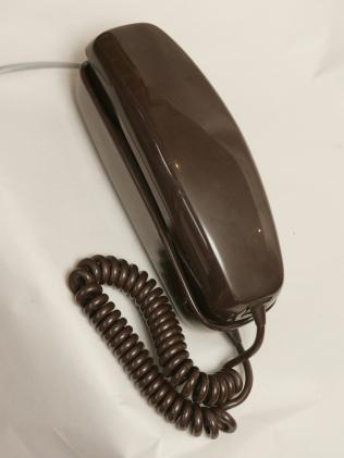 A 1990s-style landline.