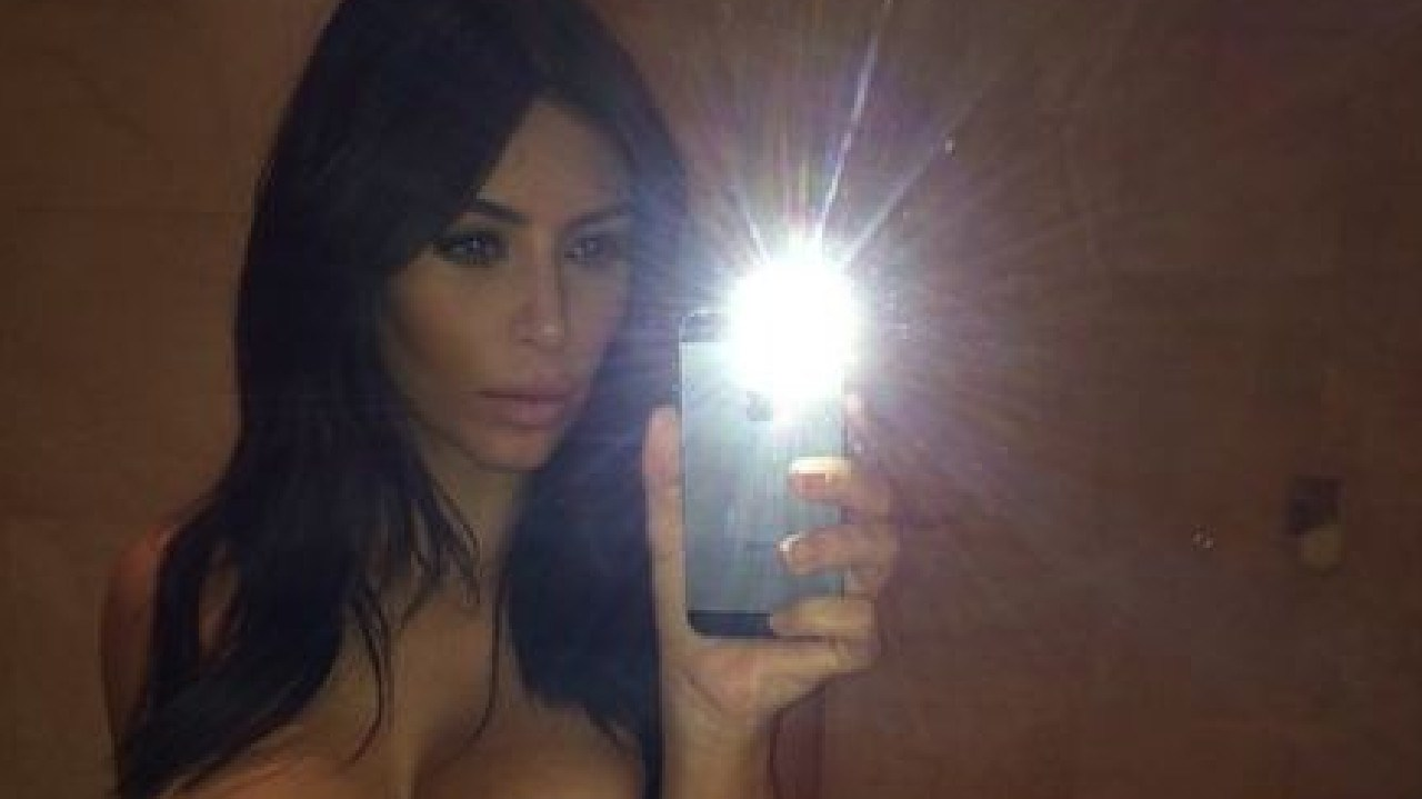 Hey Kim Kardashian, you can thank Aussies for the word 'selfie'.