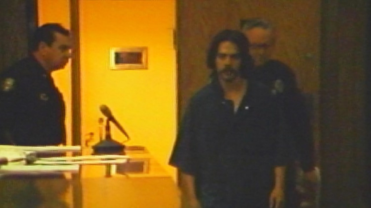 Irick at his trial in 1986.