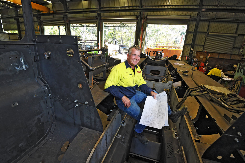 CPM Engineering's Jason McPherson has clarified his company's role in the restoration rebuild, saying their tender for labour work was less than half of Gympie Regional Council's $1.2 million budget.