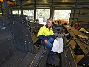 Gympie business owner clears air on Rattler contract