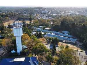 Eastern Heights water tower