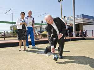 Historic bowls club saved from extinction by school