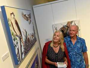 35th annual Hervey Bay Competitive Art Exhibition