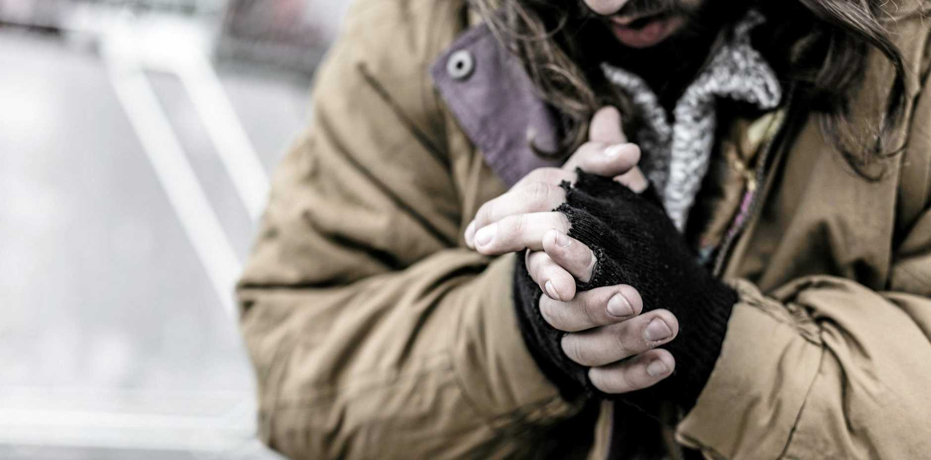 Homelessness is on the rise in Toowoomba and services are struggling to keep up with demand.