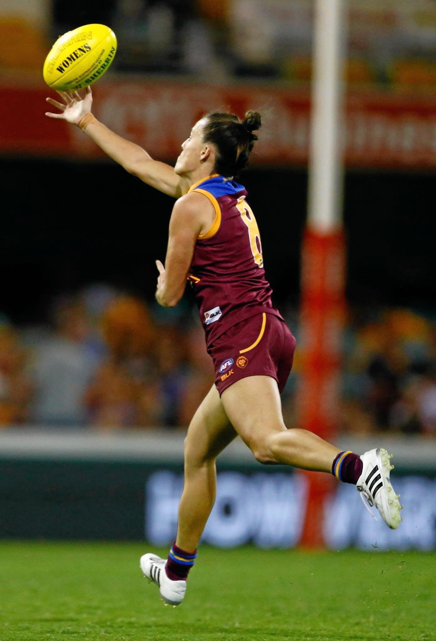 Bundy's Emma Zielke is Brisbane's captain.