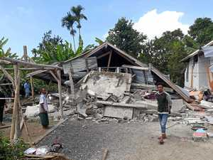 Update: Death toll rises as CQ woman shares quake experience