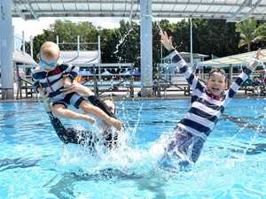 First time in 90 years, Lismore pool opens five weeks early