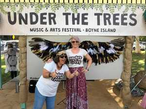 Under The Trees Festival coming to life thanks to volunteers