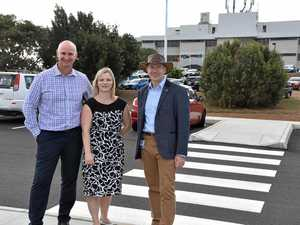 Discoveries delayed new hospital carpark