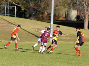 Wolves in close battle for finals spot in Toowoomba football