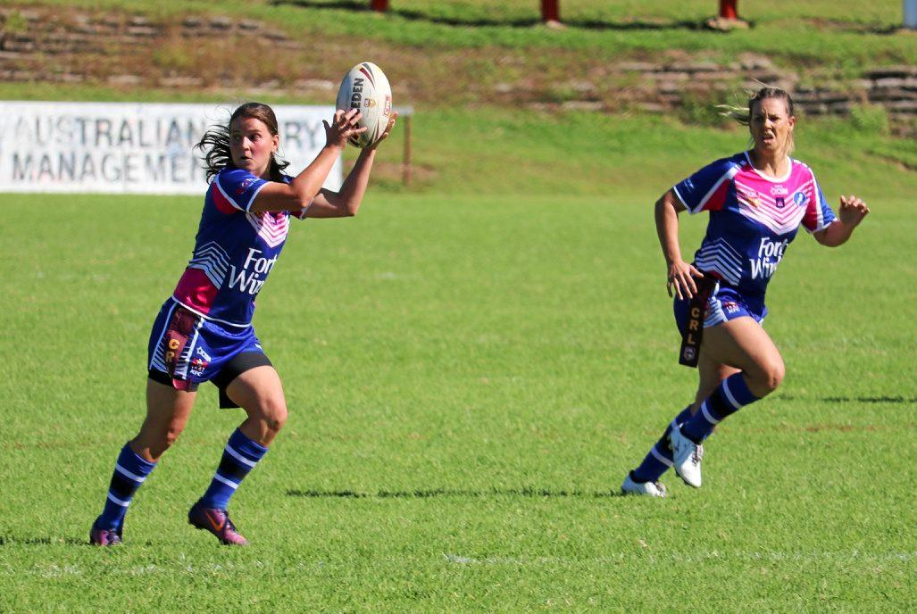ON THE BURST: Grafton Ghosts are preparing to play South Grafton Rebels in the league tag major semi-final.