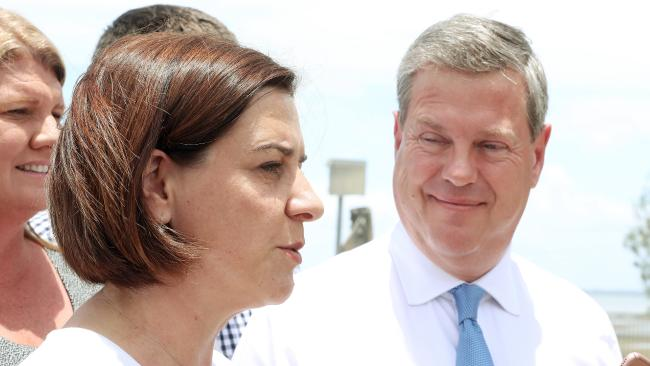 LNP leader Deb Frecklington has had no more luck against the Labor juggernaut than her predecessor Tim Nicholls.