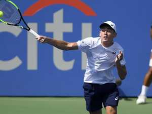 De Minaur falls short in search for first ATP title