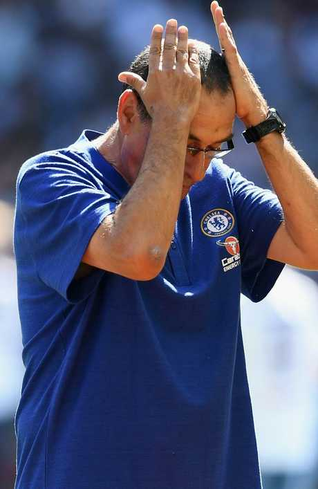 Maurizio Sarri has a big job in front of him.