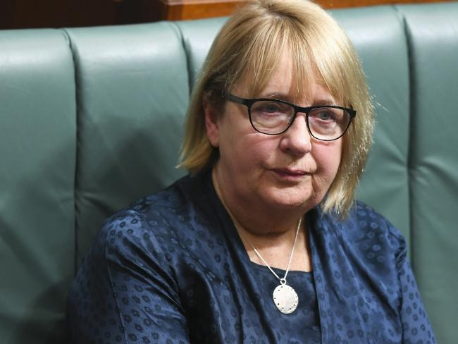 "Shadow Minister for Families and Social Services Jenny Macklin. Picture"" AAP Image/Lukas Coch"