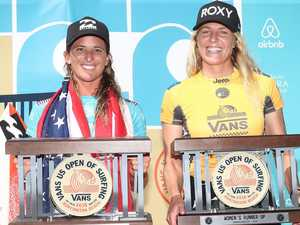 Gilmore amps up world surfing title hunt