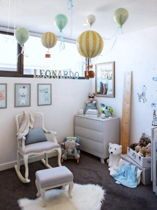 Everything is ready for little Leonardo. Picture: Zed Photography