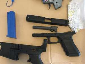 Gun-printer 'didn't know' it was a crime