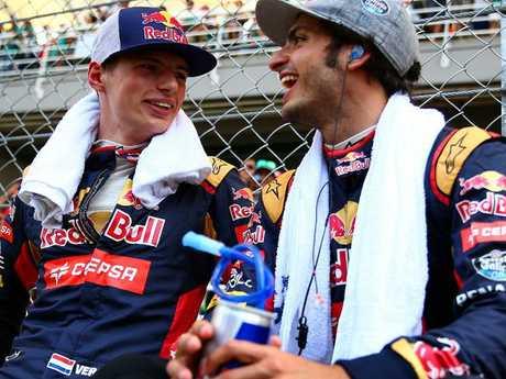 Max Verstappen's feelings towards Carlos Sainz may impact his future.