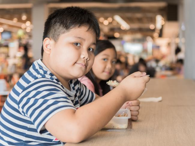 Children with obesity face a higher risk of other serious health conditions