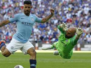 City back in groove as Aguero ruins Sarri's Chelsea bow