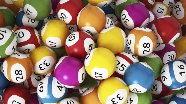 lotto balls stock pic istock
