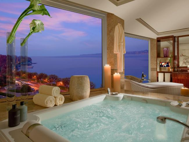 Hotel President Wilson, Royal Penthouse Suite, Geneva.