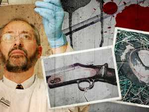 Jeffrey Brooks' gunshot death dissected