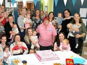 MP raises awareness of breastfeeding for health