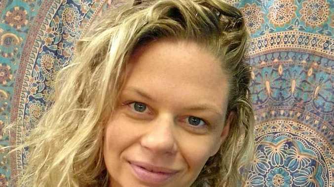 YOGI: Yoga and meditation teacher Sarah Weber.