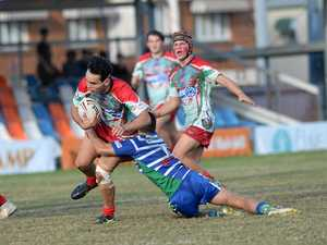 Rocky's rugby league finals kick off in round one