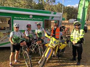 Police to patrol rail trails