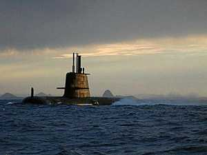 Stop stuffing about with crucial submarine project