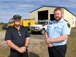 $8K of equipment stolen from rural fireys