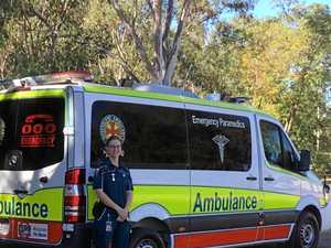 Dual nursing-ambulance career options open for southwest Qld