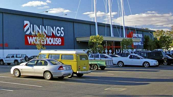 Bunnings has been unable so far to nail a new Coolum project. (FILE)