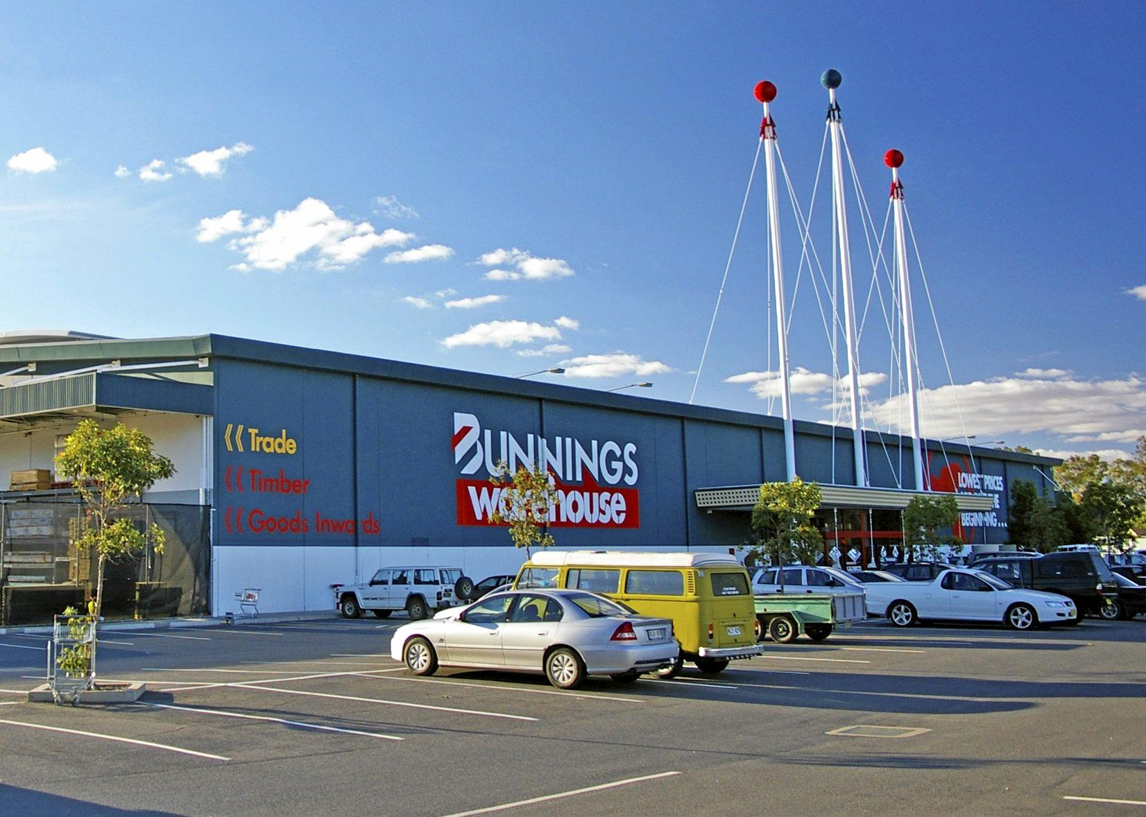 Bunnings has been unable to nail down a new project at Coolum. (File photo)