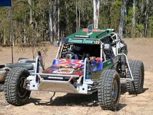 Rehab for injured, ill veterans goes off-road