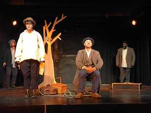 Theatre pushes boundaries with Waiting For Godot