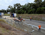 Truck crash closes Bruce Highway