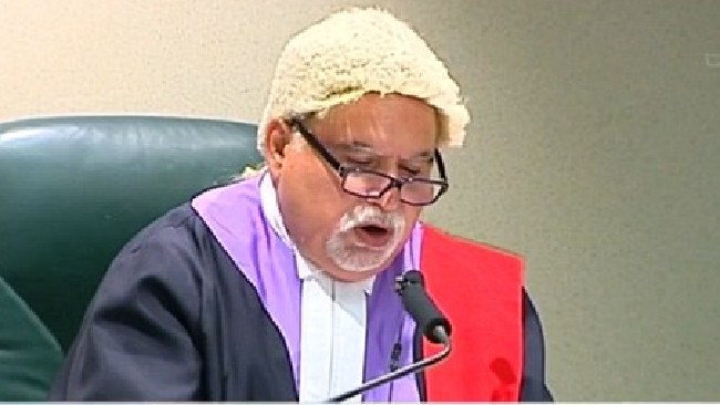 Judge Peter Zahra said the sandwiches were inadequate and was prepared to stay a trial if the food didn't improve.