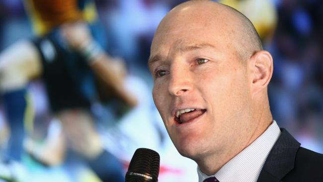 Former Wallabies captain Stirling Mortlock has dismissed Steve Hansen's call
