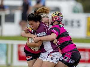 Bears women 'far too good' for ISC clubmates