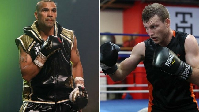 The proposed Horn-Mundine fights has a State of Origin feel to it.