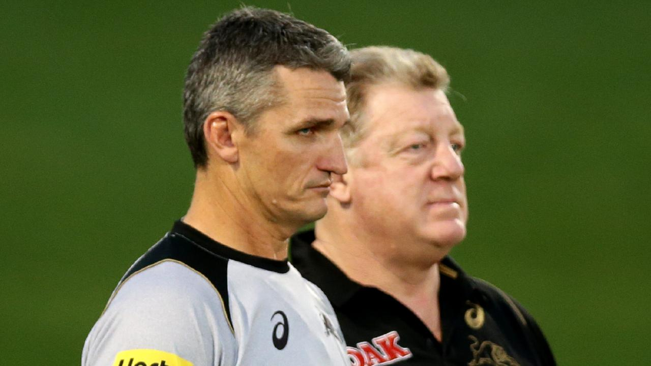Ivan Cleary and Phil Gould could yet be reunited at Penrith.