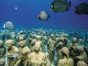 Whitsundays to sink first underwater art on the Reef