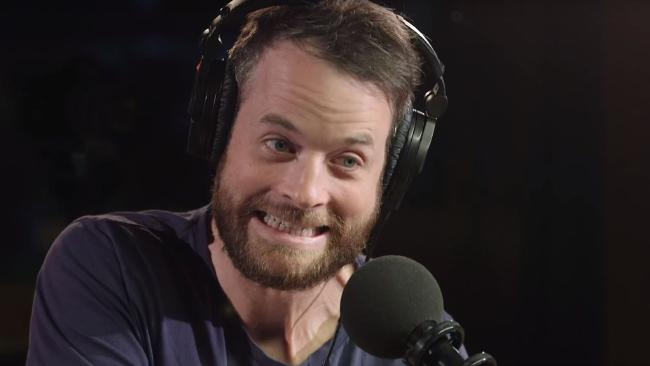 Hamish Blake pranked a Triple J host's girlfriend on radio this morning.