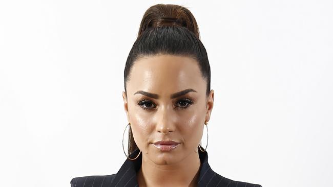 Demi Lovato has taken a private jet to a rehab centre, according to reports. Picture: Brian Ach/Invision/AP